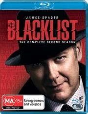 Blacklist - Season 2, The | Blu-ray
