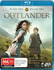 Outlander - Season 1 - Part 1 | Blu-ray