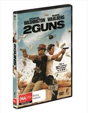 2 Guns | DVD
