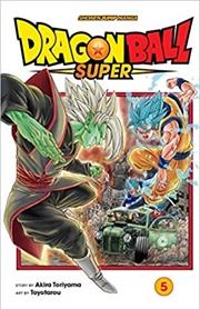 Dragon Ball Super Vol 5 | Paperback Book