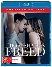 Fifty Shades Freed - Unveiled Edition | Blu-ray