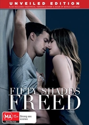 Fifty Shades Freed - Unveiled Edition