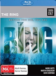 Ring, The | Blu-ray