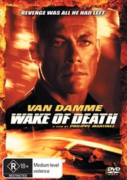 Wake Of Death | DVD