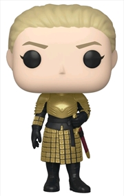 Game of Thrones - Ser Brienne of Tarth US Exclusive Pop! Vinyl [RS] | Pop Vinyl