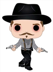 Tombstone - Doc Holliday Standoff US Exclusive Pop! Vinyl [RS]