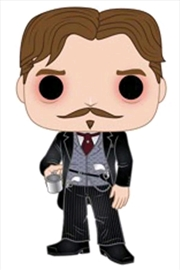 Tombstone - Doc Holliday with Cup US Exclusive Pop! Vinyl [RS] | Pop Vinyl