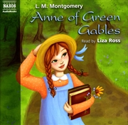Anne Of Green Gables Montgomer | CD