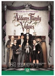 Addams Family Values | DVD