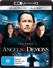 Angels and Demons | Blu-ray + UHD