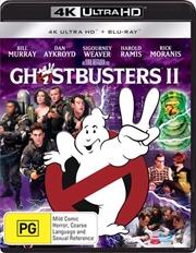 Ghostbusters II | Blu-ray + UHD