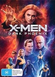 Dark Phoenix | DVD