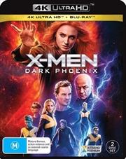 Dark Phoenix | Blu-ray + UHD