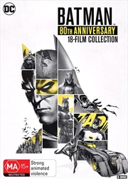Batman - 80th Movie - Collection | DVD