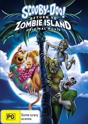 Scooby-Doo - Return To Zombie Island | DVD