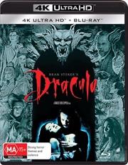 Bram Stoker's Dracula | Blu-ray + UHD + UV