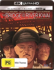 Bridge On The River Kwai | Blu-ray + UHD + UV, The