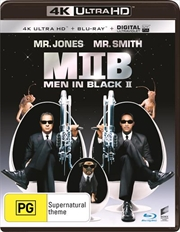 Men In Black II | Blu-ray + UHD + UV