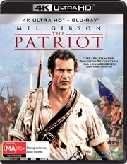 Patriot | Blu-ray + UHD, The