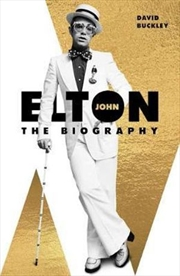 Elton John: The Biography | Paperback Book
