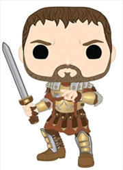 Gladiator - Maximus With Armor Pop! Vinyl
