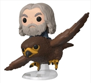 The Lord of the Rings - Gandalf with Gwahir Pop! Ride | Pop Vinyl