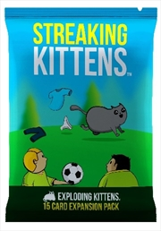 Streaking Kittens Expansion | Merchandise