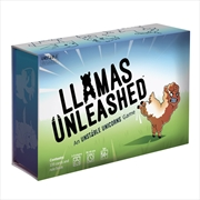 Llamas Unleashed Base Game | Merchandise