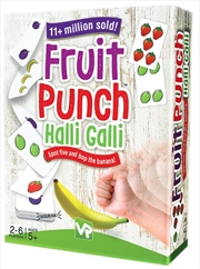 Fruit Punch Halli Galli | Merchandise