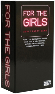 For The Girls | Merchandise