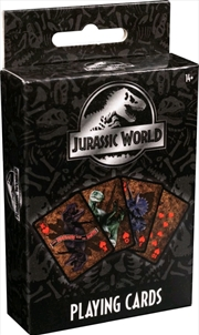 Jurassic Park - Playing Cards Deck