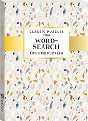 Classic Puzzles Wordsearch 3 | Paperback Book