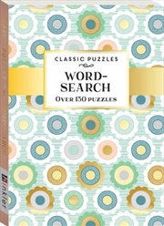 Classic Puzzles Wordsearch 2 | Paperback Book