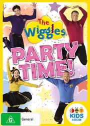 Wiggles - Party Time!, The | DVD