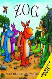Zog 10th Anniversary Edition | Paperback Book