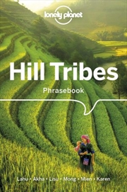 Lonely Planet Hill Tribes Phrasebook & Dictionary | Paperback Book