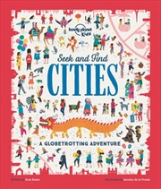 Lonely Planet Kids - Seek And Find Cities | Paperback Book