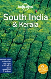 Lonely Planet South India & Kerala | Paperback Book