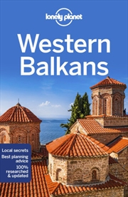Lonely Planet Travel Guide : 3rd Edition Western Balkans | Paperback Book