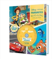 Disney Pixar Favourites: Deluxe Book & CD | Hardback Book