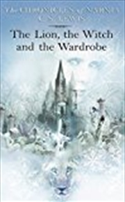 The Lion, The Witch And The Wardrobe (chronicles Of Narnia) | Paperback Book