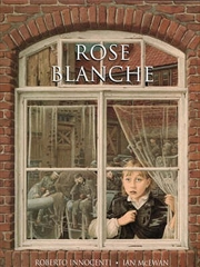 Rose Blanche   Paperback Book