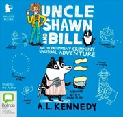 Uncle Shawn And Bill And The Pajimminy Crimminy Unusual Adventure | Audio Book