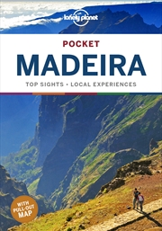 Lonely Planet Pocket Madeira Travel Guide