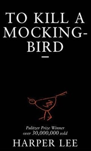 To Kill A Mockingbird | Paperback Book