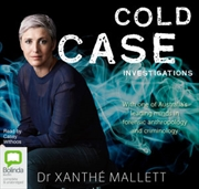 Cold Case Investigations | Audio Book