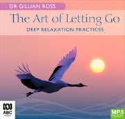 Art Of Letting Go, The | Audio Book