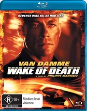 Wake Of Death | Blu-ray