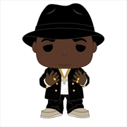 Notorious BIG Black Suit Pop! Vinyl | Pop Vinyl