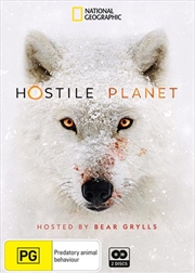 Hostile Planet | DVD